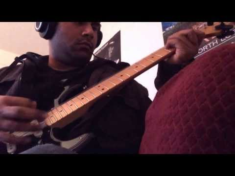 Jungle intro - Jimi Hendrix (guitar cover)