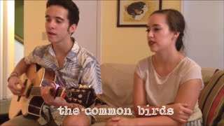 The Common Birds - I Believe in a thing called Love (Branches)// Den Sessions