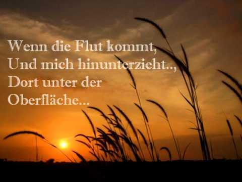 Hurts - The Water - Deutsche Lyrics