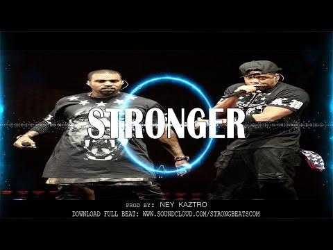 STRONGER   KANYE WEST/JAY Z Type Instrumental Beat [FREE] Uso libre