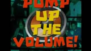 Pump up the Volume (l2o1v1e Remix)