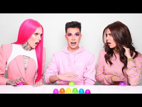 Messy Makeup Trivia ft. Jeffree Star & Tati
