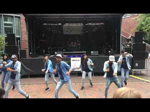 Download Bollywood Dance at TUHH, Hamburg, Germany