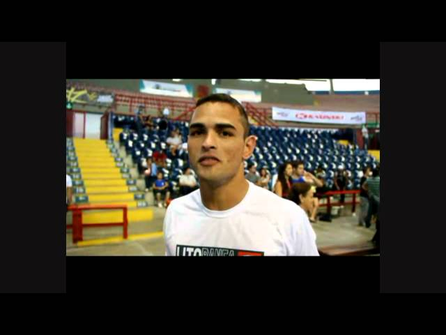 TV Meiaguarda - Godofredo Claudio preparado para Hulk no OX MMA Event Travel Video