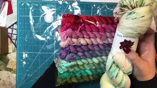 Beautiful Yarn from Ruby and Roses