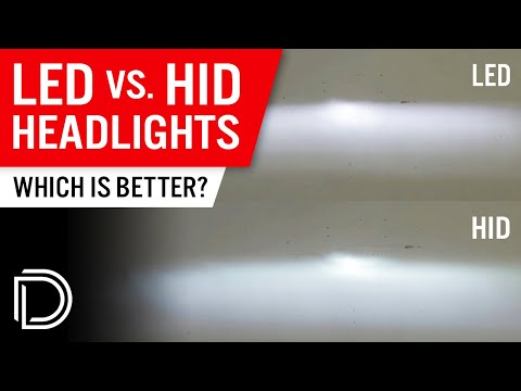 LED Vs. HID Headlights: Which Is Better? | Diode Dynamics