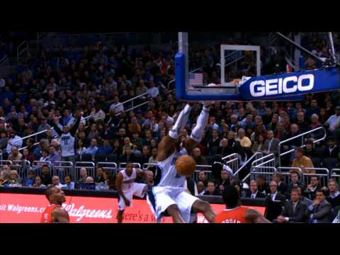 Dwight Howard's Top 10 Career Dunks
