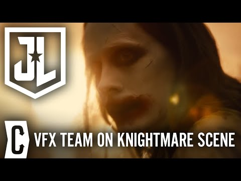 Snyder Cut: How the New Knightmare Scene Was Made Using VFX