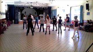 Someday girl line dance