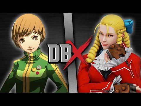 Chie VS Karin | DBX