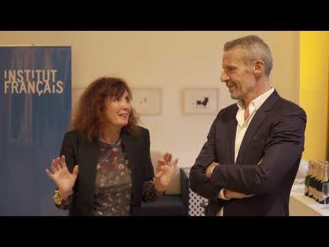 Sabine Azéma & Lambert Wilson about Alain Resnais