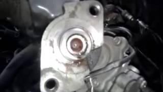 Как заменить главный тормозной цилиндр ВАЗ 2110