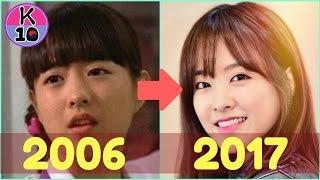 strong woman do bong soon park bo young 박보영 evolution 2006 2017