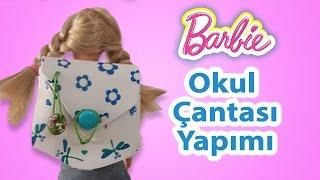 Video Barbie Bebek Çiğdem için Okul Çantası Tasarımı   Oyuncak Butiğim download MP3, 3GP, MP4, WEBM, AVI, FLV November 2017