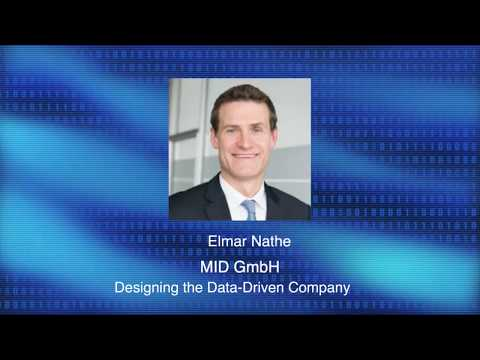 Designing the Data-Driven Company: Elmar Nathe, MID GmbH
