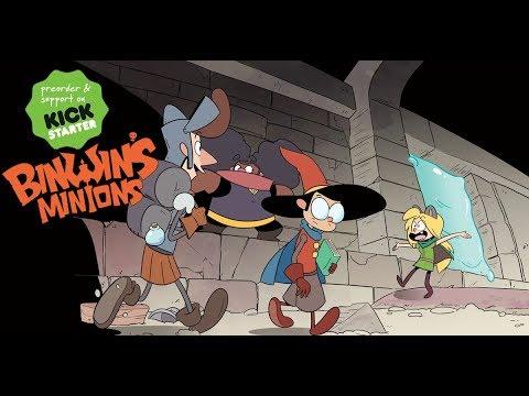 Binwin's Minions Volume 1 - Watercolor Duck