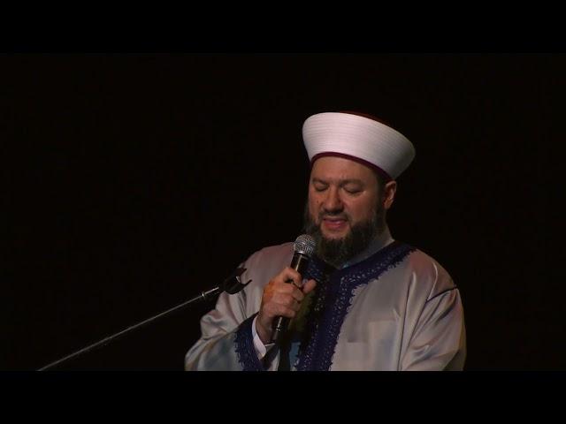 Mawlid Concert 2018 Speech Sheikh Salim
