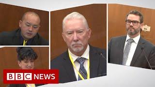 Defence arguments for Derek Chauvin in George Floyd's murder trial - BBC News