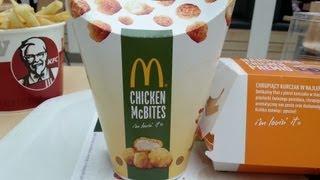 FFD #55-57 Louisiana Cheeseburger / McDonald's McBites, Chicken Premio / Kebab - odchudzanie vlog