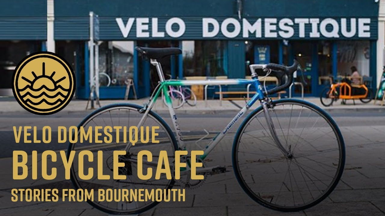 Velo domestique caf bikes coffee food bournemouth for Accident domestique cuisine