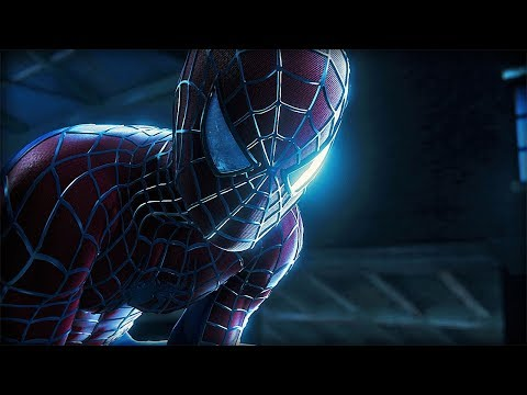 Spider-man meets Miles Morales Dad then gets saved - PS4 Spider-man (Clip)