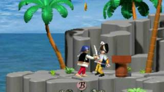 Piraten playmobil nintendo DS