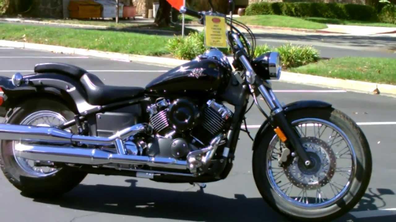 contra costa powersports used 2007 yamaha v star 650 midnight custom v twin cruiser motorcycle. Black Bedroom Furniture Sets. Home Design Ideas