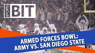 Armed Forces Bowl: Army vs. San Diego State | Sports BIT | NCAAF Picks thumbnail