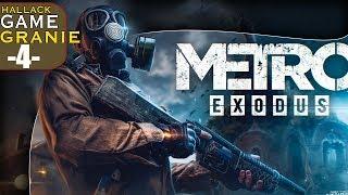 Metro Exodus - wyprawa po wagon kolejowy :)