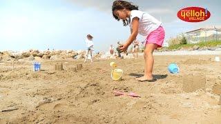 Actividades Niños - Camping Yelloh! Village Club Farret en Vias Plage - Hérault - Languedoc