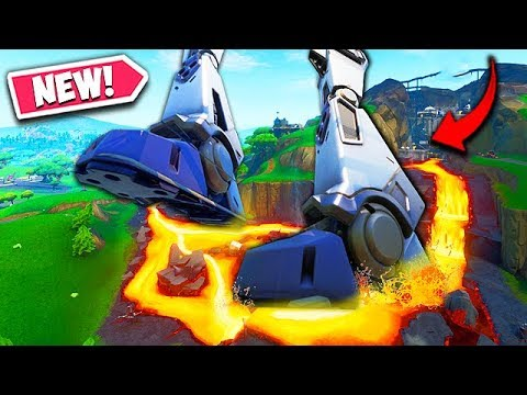 *NEW EVENT* GIANT ROBOT ALMOST BUILT! – Fortnite Funny Fails and WTF Moments! #610