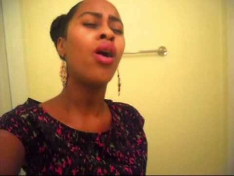 THE BATTLE IS NOT YOURS ITS THE LORD'S Yolanda Adams  ((COVER)) -ASIA FOX