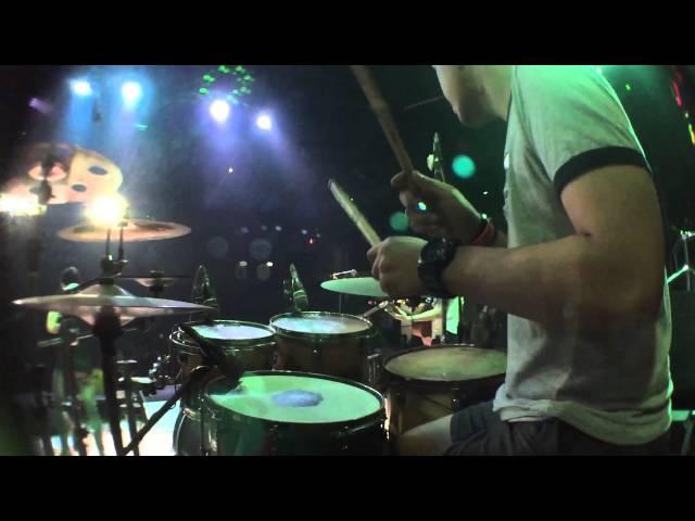 หน้าร้ายร้าย - NOS ( Drum Cover By Moh )
