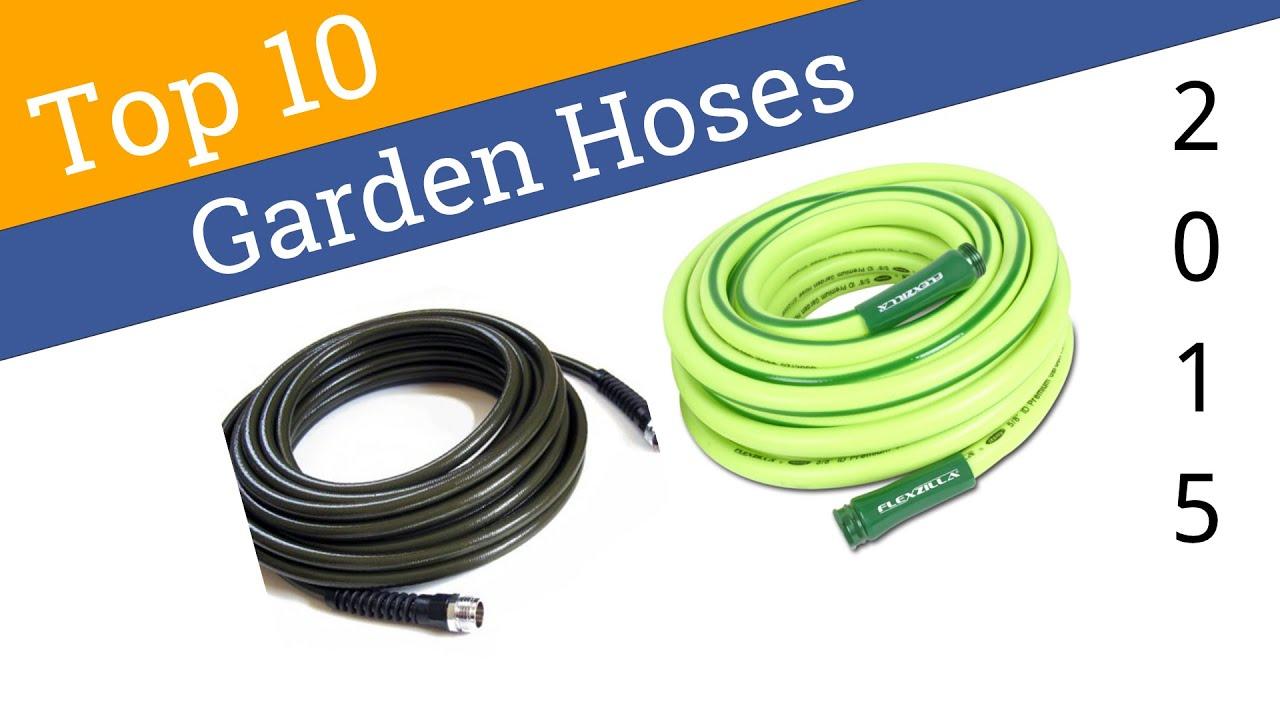10 Best Garden Hoses 2015