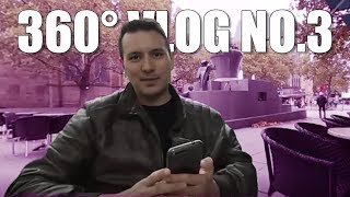 360° Vlog No. 3: A New Beginning