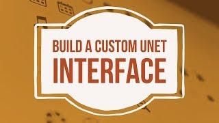 Unity3D - UNET - How To Build A Custom UI