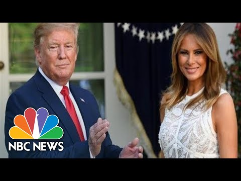 Watch Live: President Trump And First Lady Honor Military Mothers | NBC News