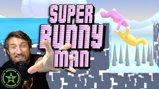 Hiccups and Holdy-Rolls - Play Pals - Super Bunny Man