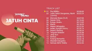 Kompilasi Lagu Jatuh Cinta bersama Yovie & Nuno