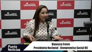 🎙#PuntoNoticias | Vanessa Freire - Investigaciones a asambleístas de RC por instigación