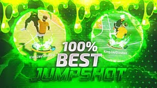 *NEW* 100% THE BEST GREEN JUMPSHOT ON NBA 2K20! AFTER PATCH! FASTEST & BEST NON CUSTOM JUMPSHOT!