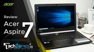 Acer Aspire 7 A715 - Thiết kế đơn giản, cấu hình khá, mức giá rẻ
