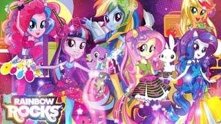Мой маленький пони на русском Девушки Эквестрии 2 Радужный рок #EquestriaGirls