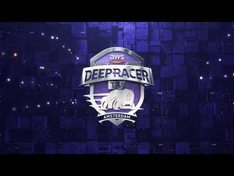 AWS DeepRacer TV - Ep 1 Amsterdam