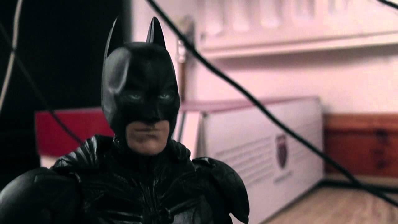 Batman vs. Dexter