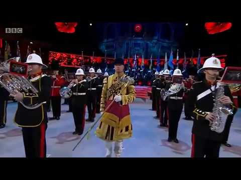 I Vow to Thee My Country- Festival of Remembrance 2017