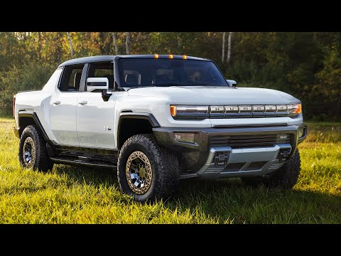 2022 GMC Hummer reveal – Full Details – Ready to fight Tesla Cybertruck