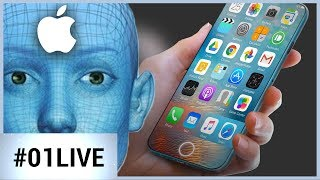 01LIVE #150 : l'iPhone 8 sera-t-il privé de ses fonctions majeures à sa sortie ?