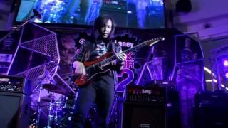 Jack Thammarat - Tokyo Trip live at Yamaha & Laney Bangkok Music Fair 2012