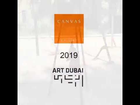 Canvas Gallery at Art Dubai 2019